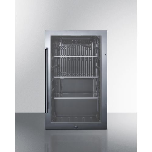 SPR488BOSADA Refrigerator Front