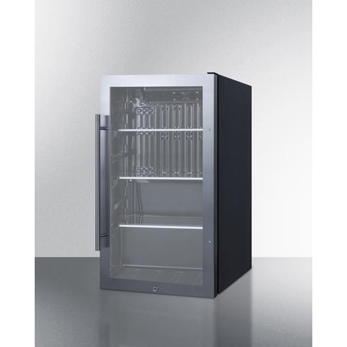 SPR488BOSADA Refrigerator Angle