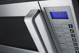 SCM1000SS Microwave Detail