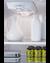 FF1427BK Refrigerator Freezer Detail