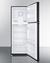 FF1427BK Refrigerator Freezer Open