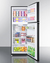 FF1427BK Refrigerator Freezer Full