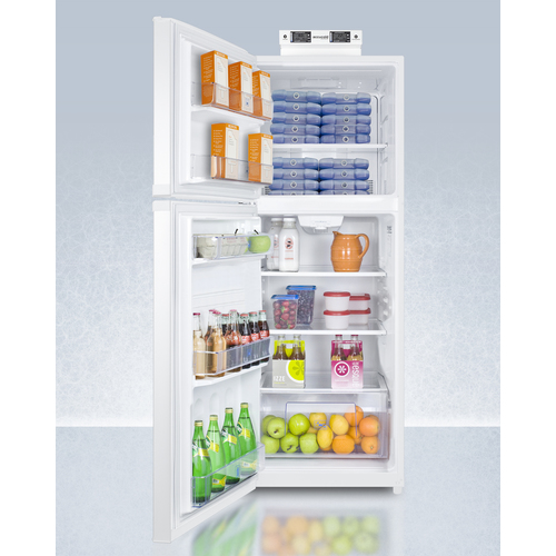 BKRF14WLHD Refrigerator Freezer Full