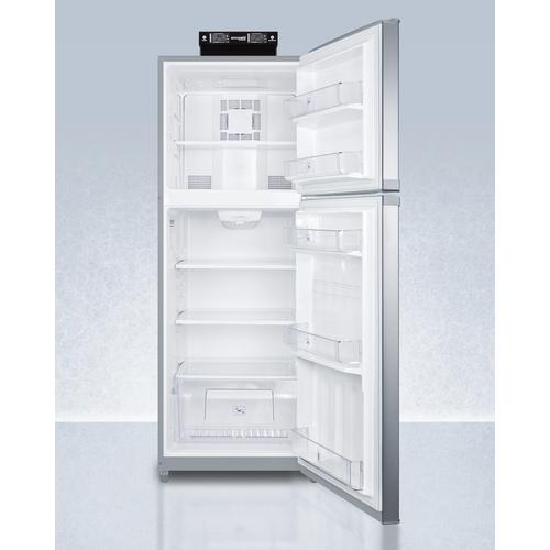 BKRF14SS Refrigerator Freezer Open