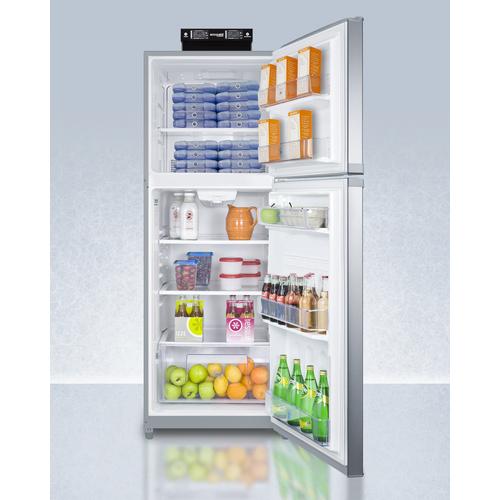 BKRF14SS Refrigerator Freezer Full
