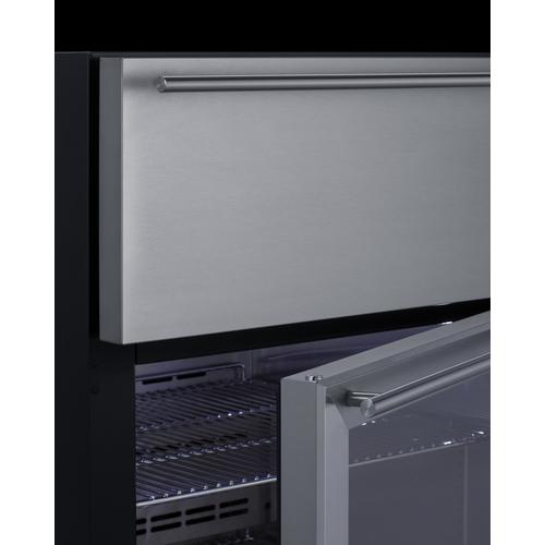 SCR615TD Refrigerator Detail