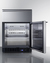 SCR615TD Refrigerator Open