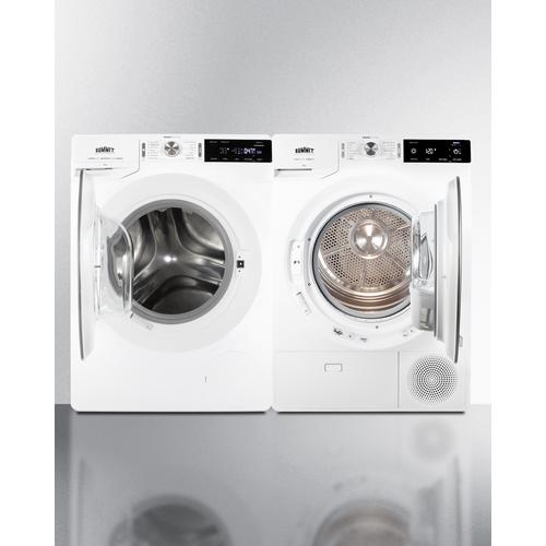 SLS24W3P Washer Dryer Open
