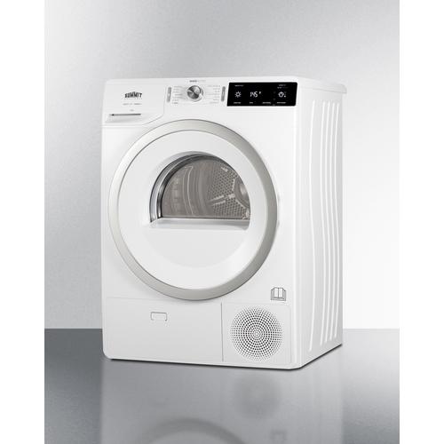 SLS24W3P Washer Dryer Angle