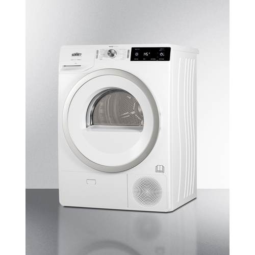 SLS24W4P Washer Dryer Angle