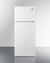 CP72W Refrigerator Freezer Front