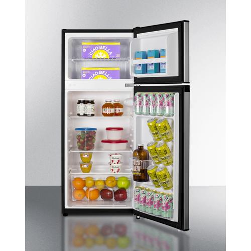 CP73PL Refrigerator Freezer Full