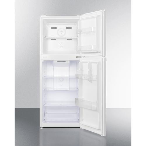 FF82W Refrigerator Freezer Open