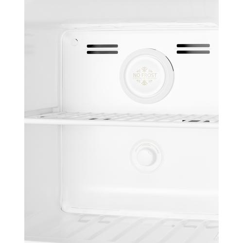 FF83PL Refrigerator Freezer Detail