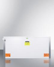 VLT2250 Freezer Front