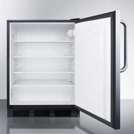 AL752BSSTB Refrigerator Open