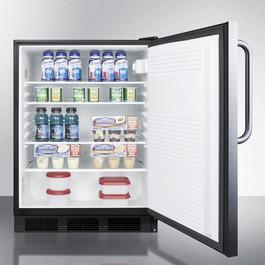AL752BSSTB Refrigerator Full