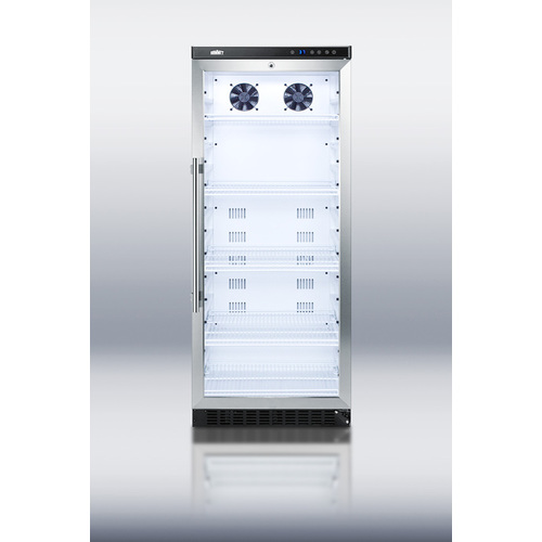 SCR1155 Refrigerator Front