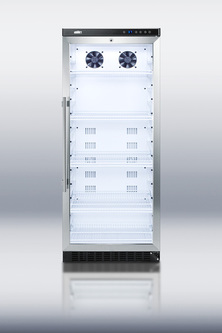 SCR1155 Refrigerator Front
