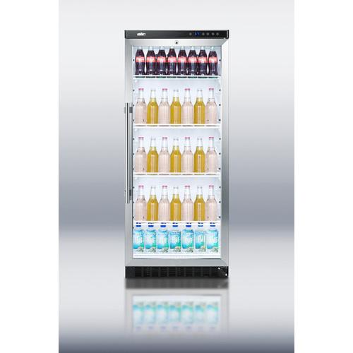 SCR1155 Refrigerator Full