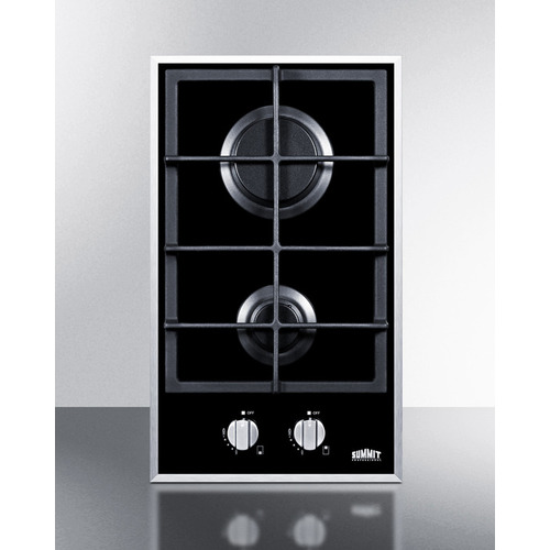 GC2BGL Gas Cooktop Front