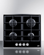 GC424BGL Gas Cooktop Front