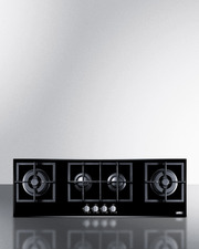 GC443BGL Gas Cooktop Front