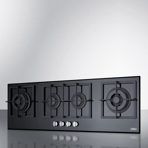 GC443BGL Gas Cooktop Angle