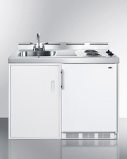 C48EL Kitchenette Front