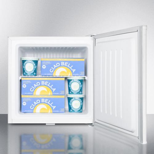 FS21L Freezer Full