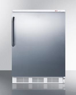 VT65MSSTB Freezer Front