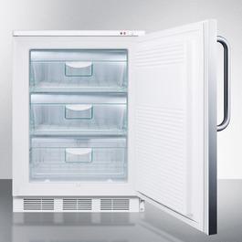 VT65MSSTB Freezer Open
