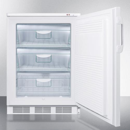 VT65ML7 Freezer Open