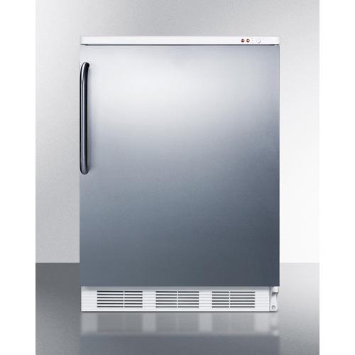 VT65M7SSTB Freezer Front