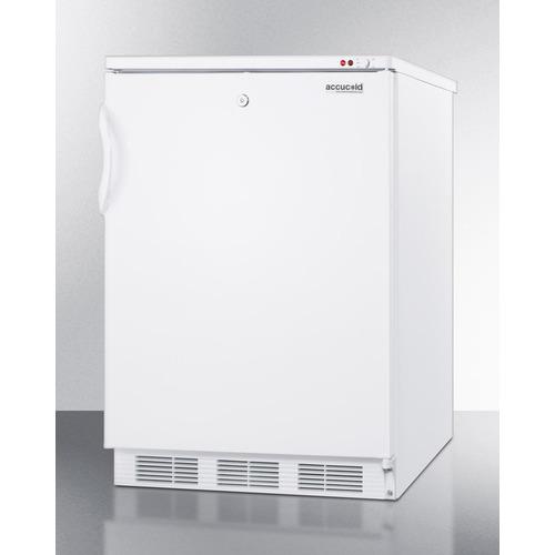 VT65ML Freezer Angle