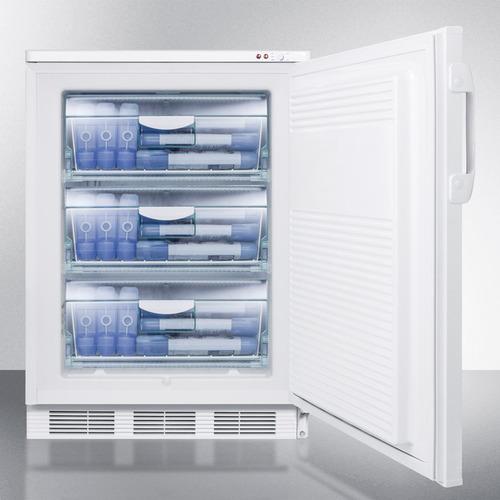 VT65ML Freezer Full