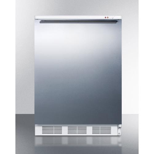 VT65M7SSHH Freezer Front