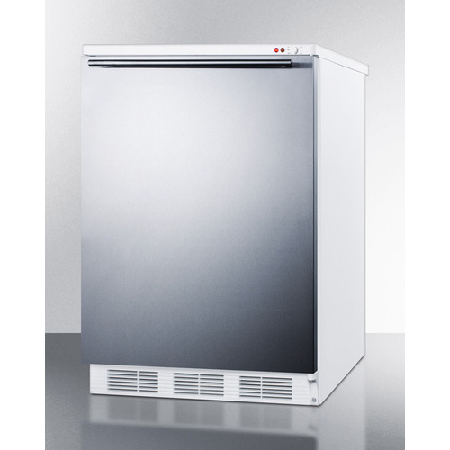 VT65M7SSHH Freezer Angle