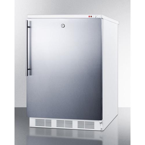VT65ML7SSHV Freezer Angle