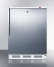 VT65MLSSHV Freezer Front