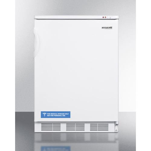 VT65M Freezer Front