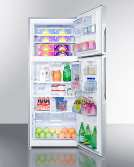 FF1935PL Refrigerator Freezer Full