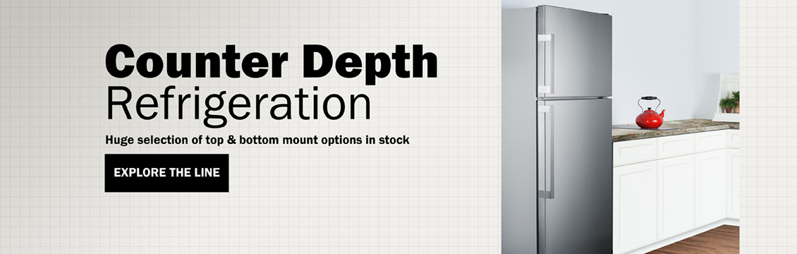 Counter Depth Refrigeration